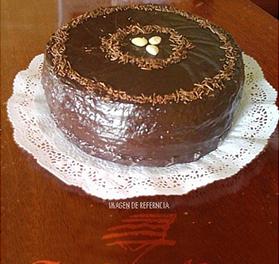 Chocolate Mazapán Manjar