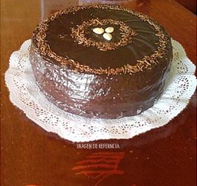 Chocolate Mazapán